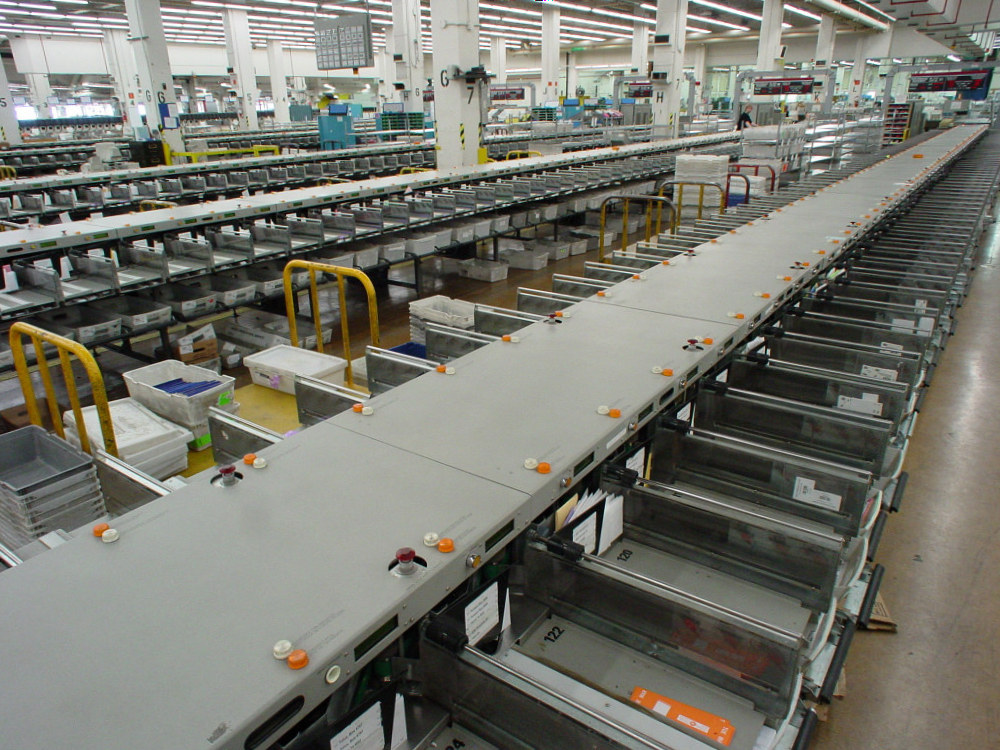 Conveyor Systems Planet G Systems